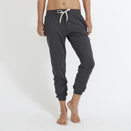 PERFORMANCE JOGGER HEATHER CHARCOAL