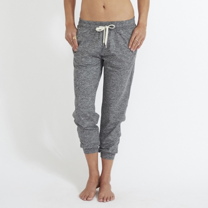 PERFORMANCE JOGGER HEATHER GREY