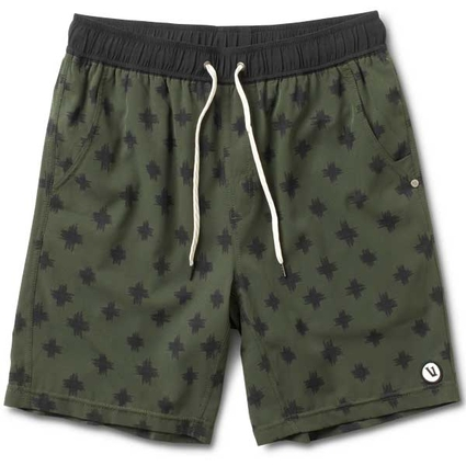 KORE SHORT: OLIVE POSITIVE