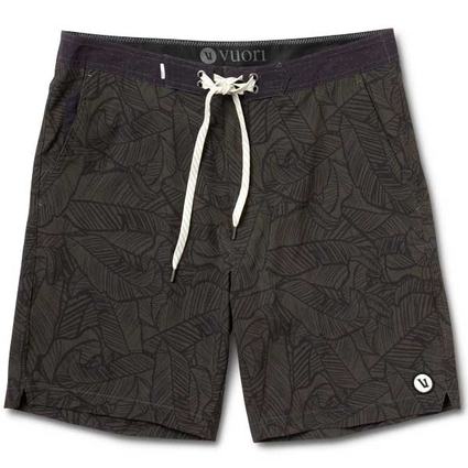EQUATOR BOARDSHORT OLIVE PALM