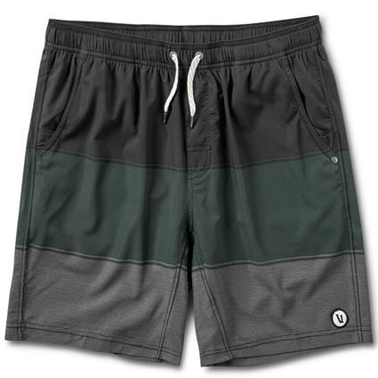 KORE SHORT OLIVE COLOR BLOCK