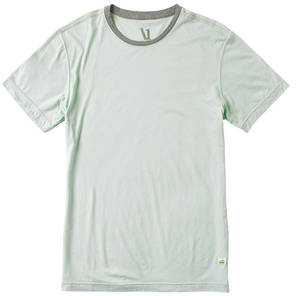 TUVALU STRETCH TEE MINT
