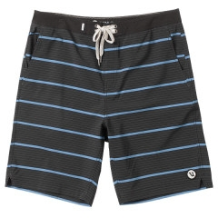 EQUATOR BOARDSHORT OCEAN STRIPE