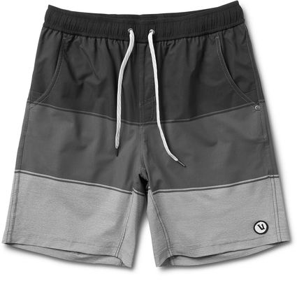 KORE SHORT GREY COLOR BLOCK