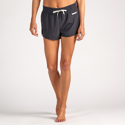 CLEMENTINE SHORT CHARCOAL